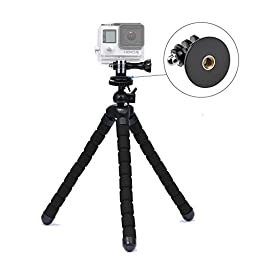 Luxebell Flexible Tripod Stand 10.6\