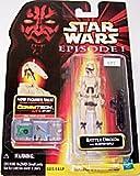 Star Wars Episode 1 Comm Tech Figure Battle Damaged Battle Droid