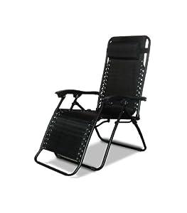 Caravan Sports Infinity Zero Gravity Chair, Black