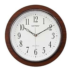 12 H Retro Style Mute Wall Clock Home Kitchen