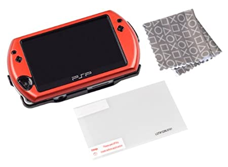 PSP Go Guard Kit - Red