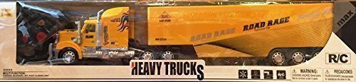 Radio Control SEMI TRUCK Heavy Trucks with Trailer 22.5 Long (Semi Trucks Rc compare prices)