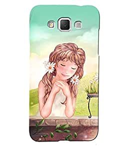 Fuson 3D Printed Girly Designer back case cover for Samsung Galaxy Grand Max G720 - D4322