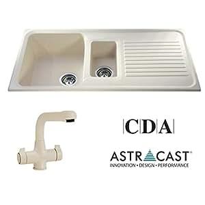 Cream Sinks For The Kitchen : kitchen bath fixtures kitchen fixtures kitchen sinks