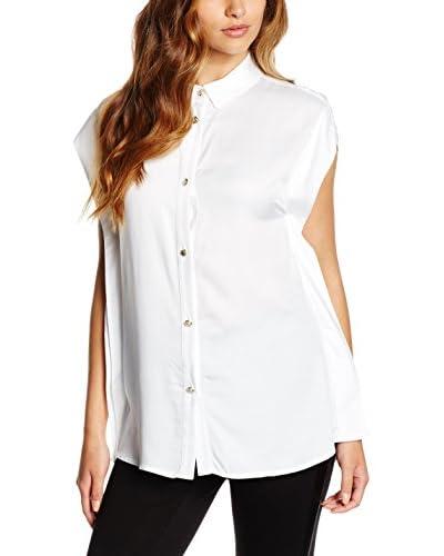 Versace Camisa Mujer Blanco
