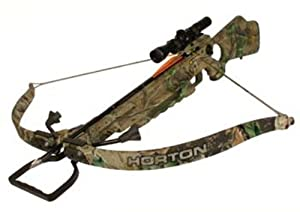 Horton Legacy 175 Crossbow Scope Package by Horton