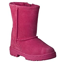 Product Image Toddler Girls' Circo® Danalynn Suede Boots - Pink
