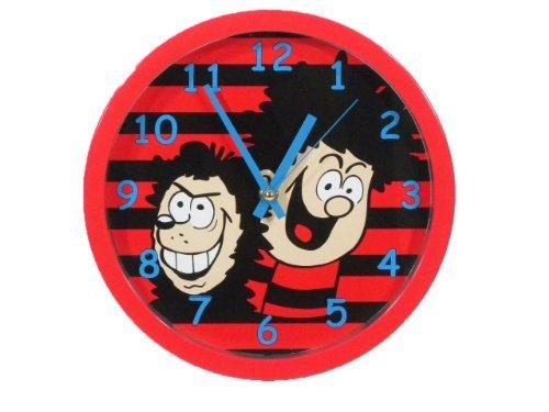 the-beano-stripey-wall-clock