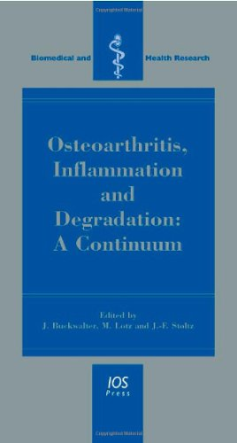 Oa, Inflammation And Degradation: A Continuum - Volume 70 Biomedical And Health Research