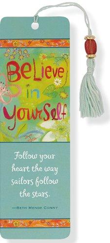 Beaded Bookmark Believe in Yourself