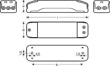 Stehle Filmscheinwerfer osram trafo dimmbar elektronisch 50 225 watt htl für halogenlen