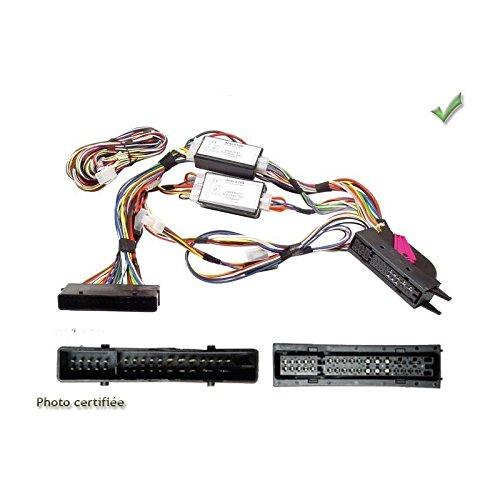 FAISCEAU MUTE KML AUDI 2007 ET + A4 A5 Q5 MMI AMPLI 10HP ET + CK3100