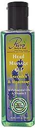Puro Body & Soul Green Lavender & Rosemary Head Massage Oil - 100ml