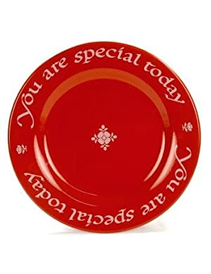 Red Plate Special