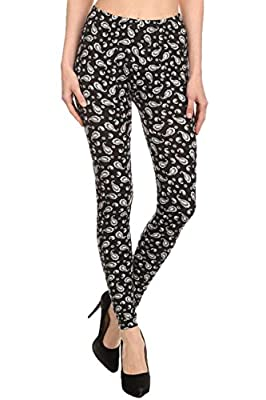 ShoSho Women's Printed Fashion Leggings