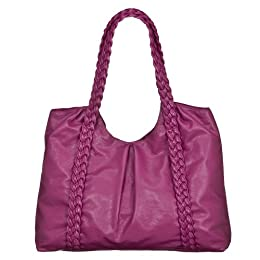 Product Image Xhilaration® Braided Tote - Pink
