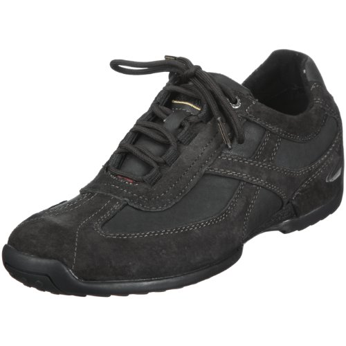 Camel Active Women's Spark Trainer Charcoal Suede/Synthetic Nappa 104.13.07 7 UK