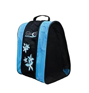 Triangle Bales/Roller Blading/Roller Dedicated Skating Bag Blue