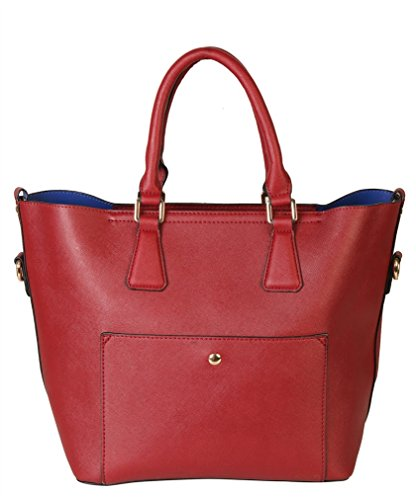 rimen-co-front-pocket-medium-saffiano-greenwich-womens-fashion-satchel-tote-handbag-purse-sz-2607-re