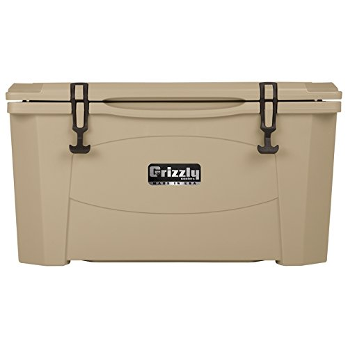 Grizzly 60 quart Tan/Cooler (Grizzly 60 Cooler compare prices)
