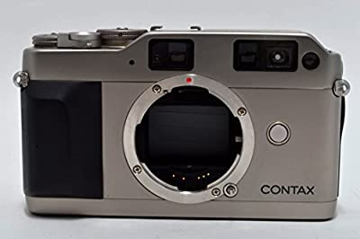 "Contax G1 ""Green Label"" 35mm Rangefinder Film Camera Body?[BODY?ONLY]??S/N:077831??52737 from CONTAX"