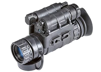 Armasight NYX-14 GEN 3+ Alpha MG Multi-Purpose Night Vision Monocular with Manual Gain, Black from Armasight Inc. :: Night Vision :: Night Vision Online :: Infrared Night Vision :: Night Vision Goggles :: Night Vision Scope