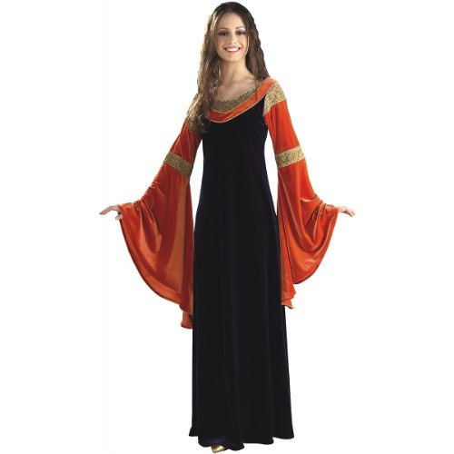 Deluxe Arwen Gown Costume - Standard - Dress Size 10-12