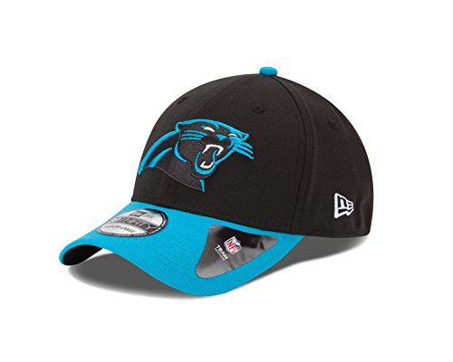 NFL Carolina Panthers Team Classic 39THIRTY Stretch Fit Cap, Small/Medium