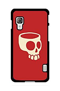 Caseque Brainless Tales Back Shell Case Cover for LG L52