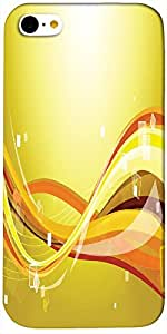 Timpax protective Armor Hard Bumper Back Case Cover. Multicolor printed on 3 Dimensional case with latest & finest graphic design art. Compatible with only Apple iPhone - 5C. Design No :TDZ-20333