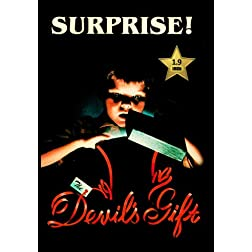 The Devil's Gift [VHS Retro Style DVD] (1984)