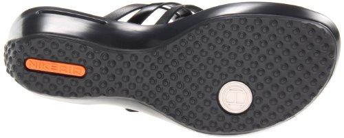 Cole Haan Women's Air Melissa Buckle Thong Sandal,Black,5.5 B US
