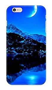 Generic Hard Printed Back Cover for Apple Iphone6 (Multicolor)