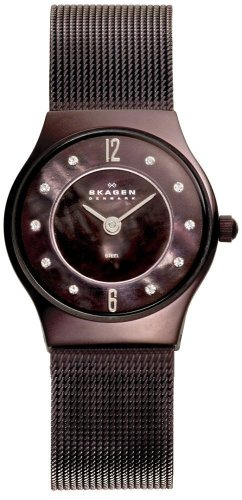 SKAGEN (スカーゲン) 腕時計 basic steel ladys 233XSMM ケース幅: 24mm レディース [正規輸入品]