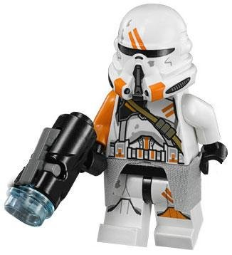 Lego Star Wars Airborne Clone Trooper - 1