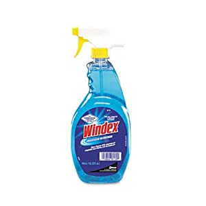 Windex(R) Powerized Glass Cleaner with Ammonia-D, 32 Oz. Spray Bottle