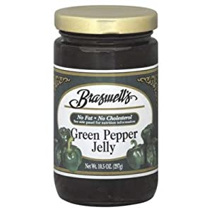 Braswell's Jelly Green Pepper -- 10.5 oz