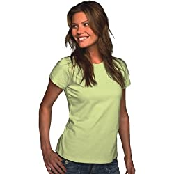 Bella Ladies' Short Sleeve 5 oz Cotton Jersey T-Shirt