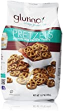 Glutino Pretzel Twists, Salted, 14.1 Oz