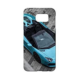 G-STAR Designer 3D Printed Back case cover for Samsung Galaxy S6 Edge Plus - G1004