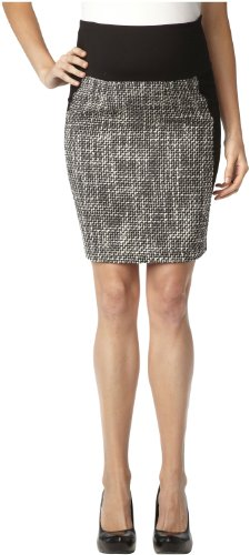 Rosie Pope Maternity Audrey Tweed Skirt