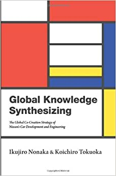 Global Knowledge Synthesizing: The Global Co-Creation Strategy Of Nissan's Car Development And Engineering