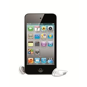 Apple - iPod Touch - 8 Go - Noir - Nouveau