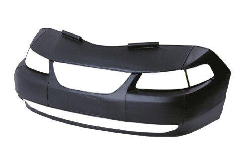 lebra-front-end-cover-ford-five-hundred-vinyl-black-by-lebra