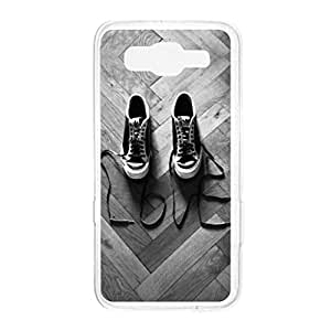 a AND b Designer Printed Mobile Back Cover / Back Case For Samsung Galaxy Grand Prime (SG_G530_664)