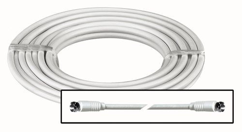 Skymaster High-Tech RG 6 F-Kabel 3,0m 3,0m