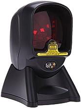 KKmoon Omnidireccional Automático Láser Escáner Lector de Código de Barras de 24 Líneas Mano Libre para Supermercado y Tienda