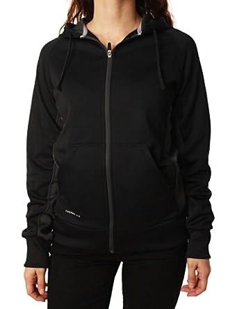 Nike Ladies Therma-Fit Full Zip Football Hoodie by Nike