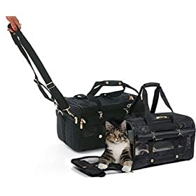 Sherpa On-Wheels Pet Carrier - Large