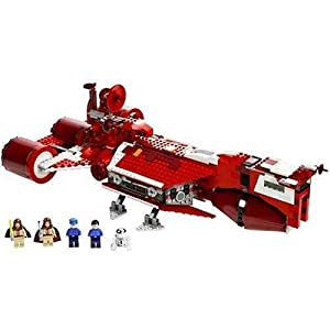 Amazon.com: LEGO Star Wars Republic Cruiser: Toys & Games